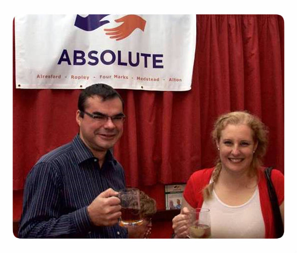 absolute healthcare beer festival